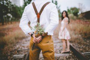 Stylizacja na randkę dla mężczyzny